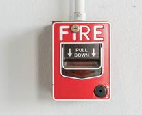 Emergency alarm in each floor
