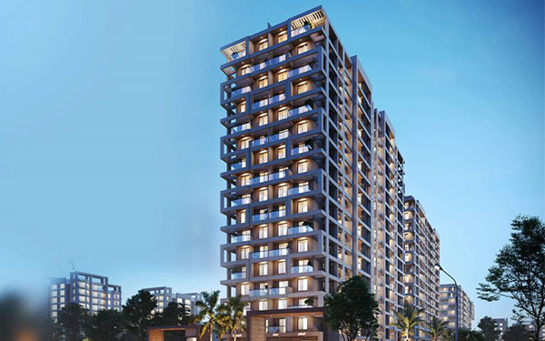 2, 3, 4 BHK flat is available in the promising locality of Ravet Pune.