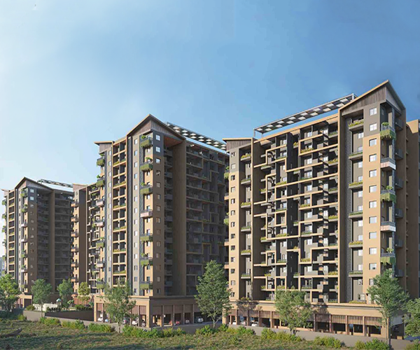 Find the best 2 BHK in Ravet Pune