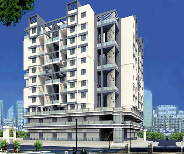 New heights of luxury living with 2, 3, 4 BHK Flats in the locality of Ravet, Pune