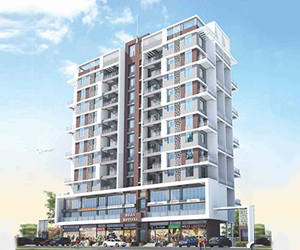 Buy exclusive range of 2, 3, 4 BHK flats in Ravet, Pune