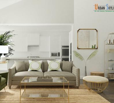 Urban skyline spacious 2 BHK homes in Ravet by Urban Space Creators