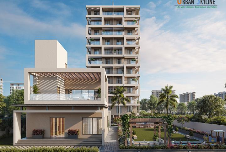 Urban Skyline Reviews for 2 & 3 BHK Homes in Ravet