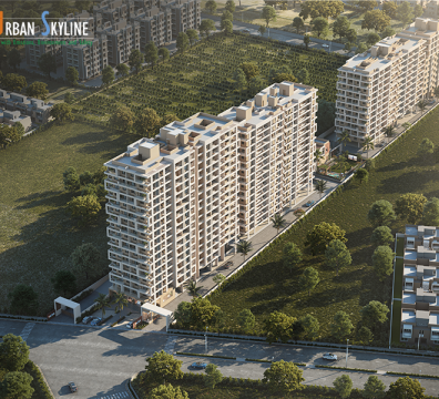 Why Urban Skyline's Most-Desired 2,3 BHK Flats for Sale in Ravet?