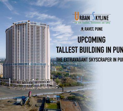 2,3,4,5 and 6 BHK flats in Ravet at Urban Skyline - Tallest Tower of Ravet Pune